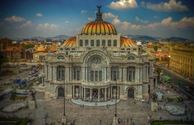 Гостеприимная Мексика