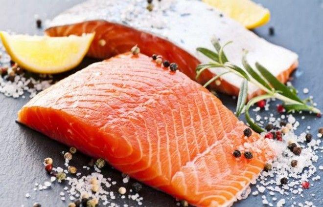 Полезно после 40 жирная рыба