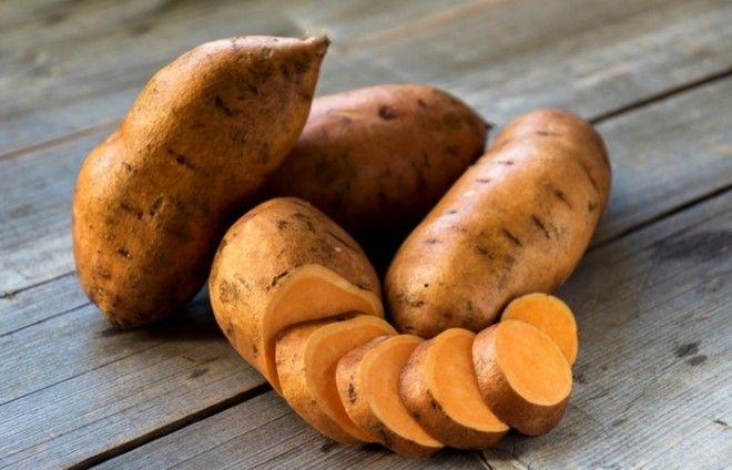 Полезно после 40 сладкий картофель