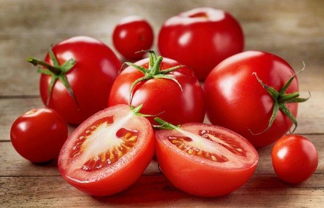 Полезно после 40 помидоры