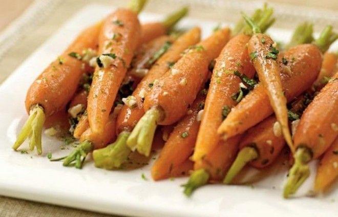 Полезно после 40 морковь