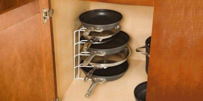 съёмная квартира: подставки для посуды