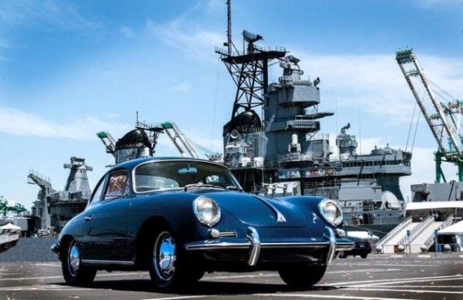 Porsche 356 раритет с пробегом в миллион миль