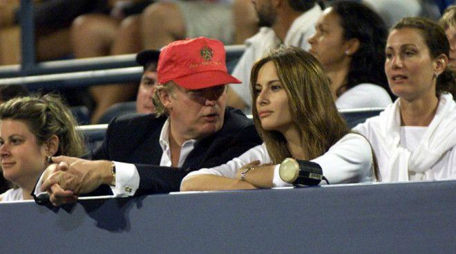 Девушки на миллиард 10 подруг Дональда Трампа