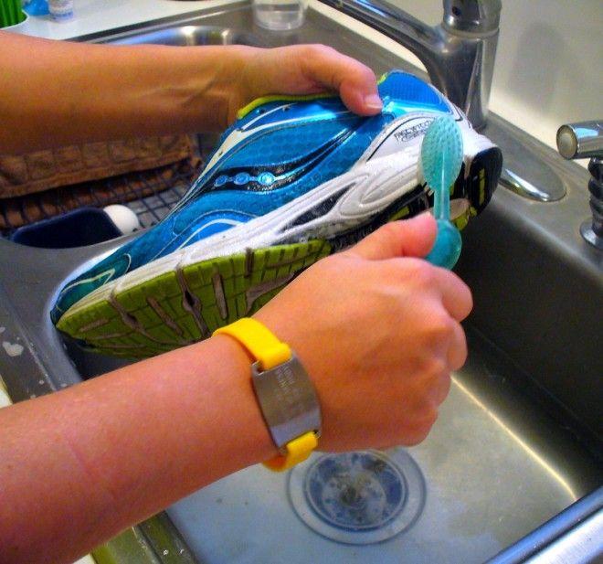 limpiar zapatillas deportivas