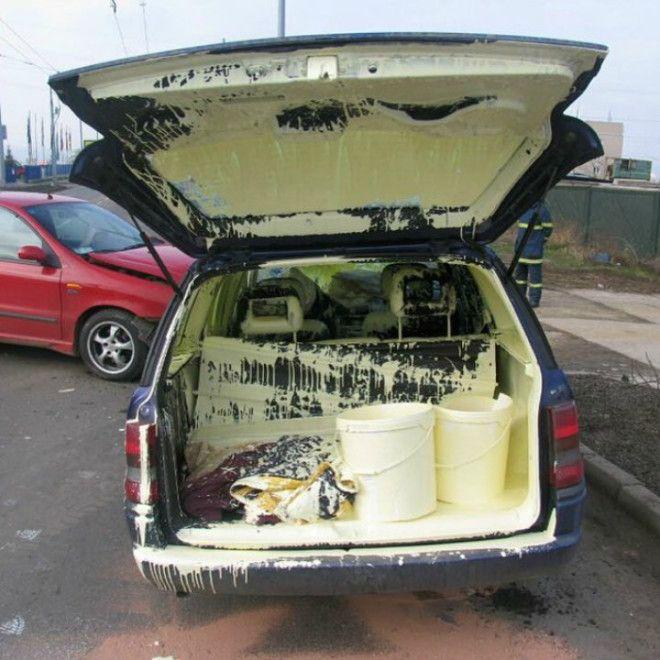 Внутренняя отделка авто