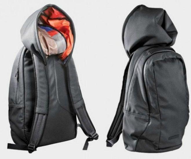 Толстовка и рюкзак