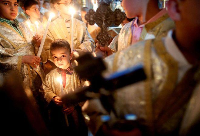 Традиции и приметы Пасхи