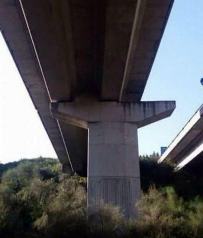 Этот мост не выглядит надежным