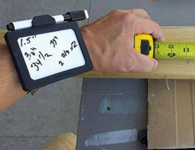 Наручный планшет для заметок
