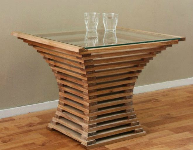 Оригинальный кофейный столик