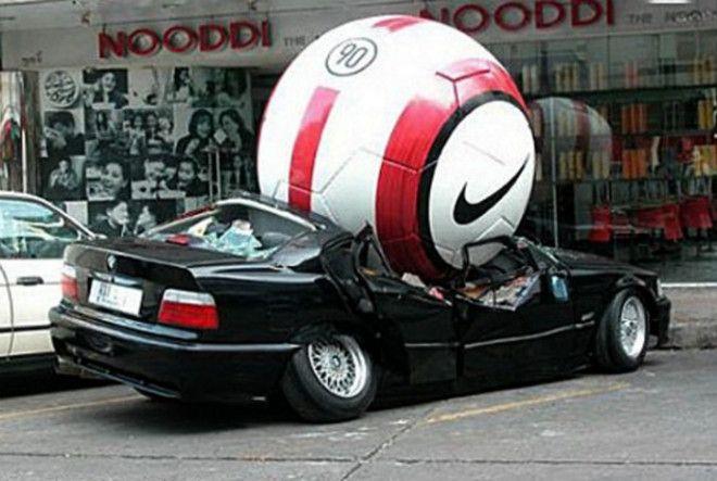 Сувенир для преданного фаната футбола