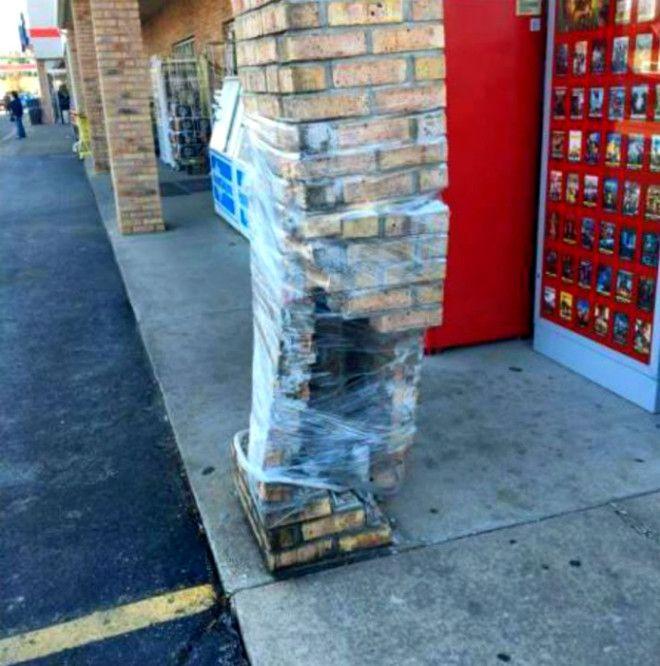 Капитальный ремонт колоны