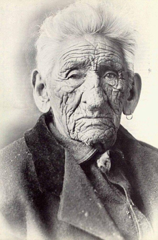 Индеец племени чиппева Джон Смит