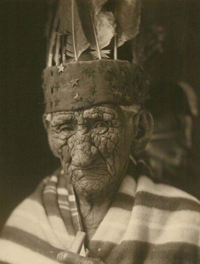 Джон Смит самый известный индеецдолгожитель
