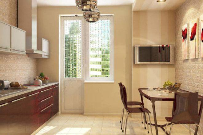 Контрастное сочетание цветов часто используется в современных интерьерах