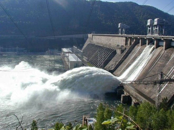 Энергия воды