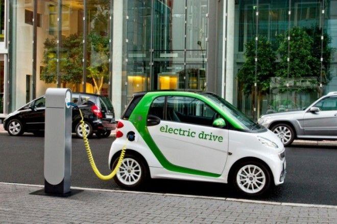 Электрокары как будущее автопрома