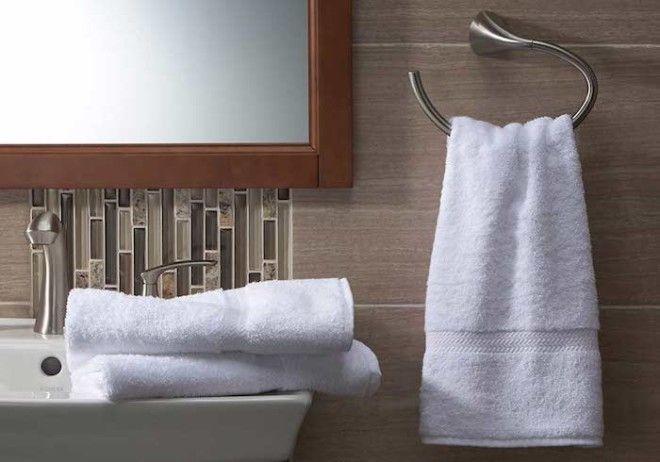 И где это полотенце побывало