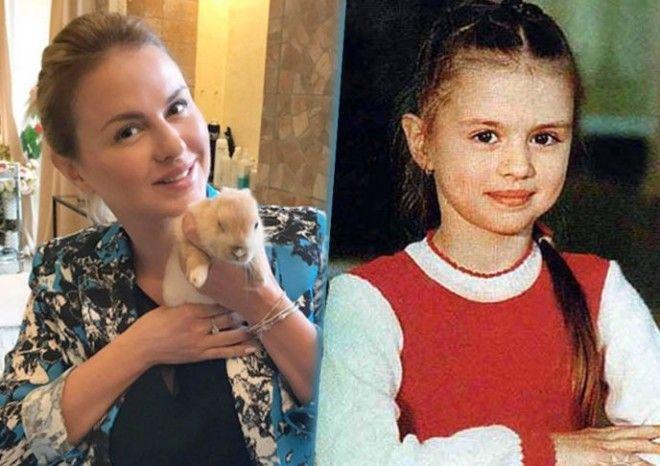 SШкольные фотографии знаменитостей которые вы еще не видели