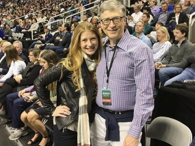 Картинки по запросу старшая дочь Билла Гейтса