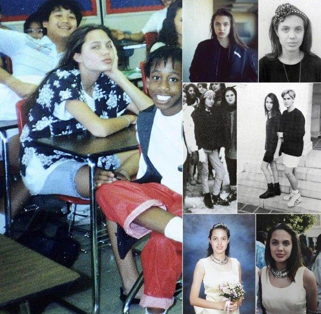 L20 редких снимков знаменитостей которые приоткроют завесу их прошлого