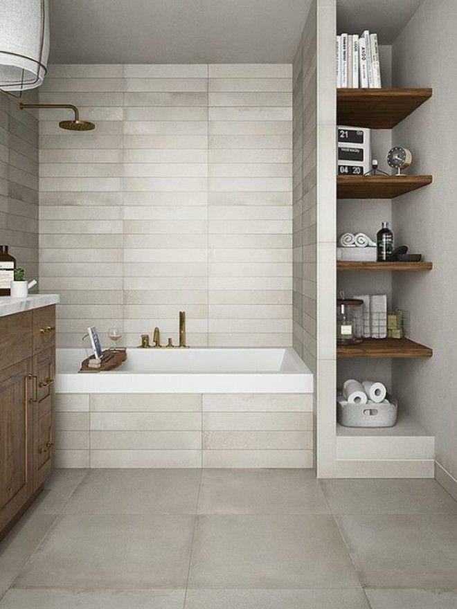 Чем меньше ванная комната тем тщательнее необходимо продумывать её оформление