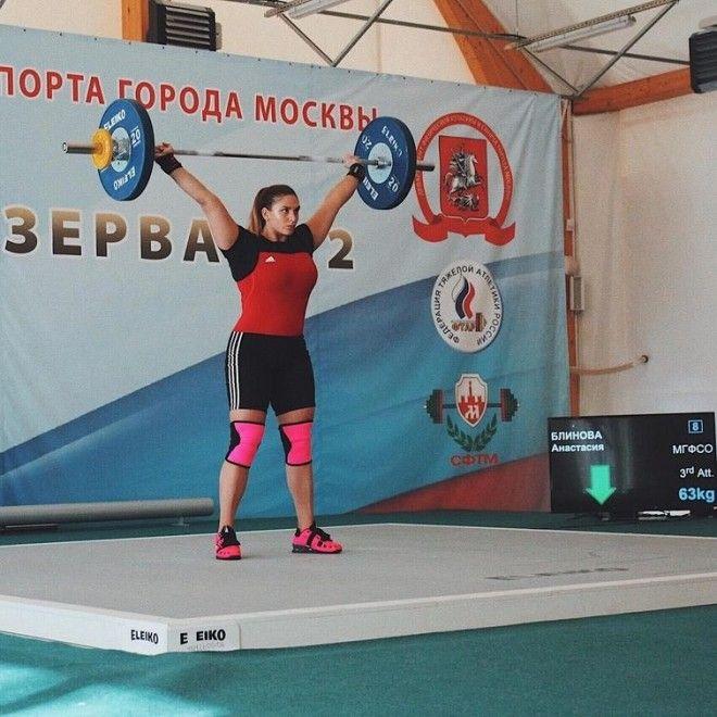 Анастасия Блинова накаченная выпускница выпускница качок Анастасия Блинова инстаграмАнастасия Блинова спортсменка
