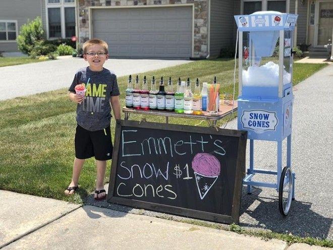 маленький бизнесмен бизнес у ребёнка научить ребенка распоряжаться деньгами