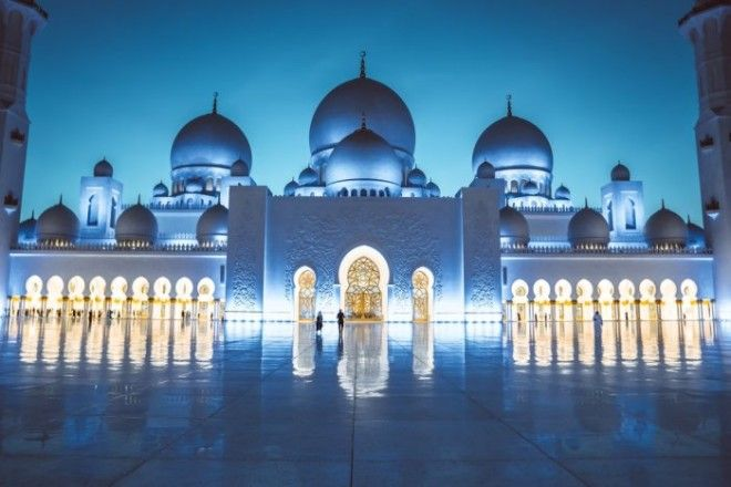 Мечеть шейха Зайда Фото wwwtwimgcom