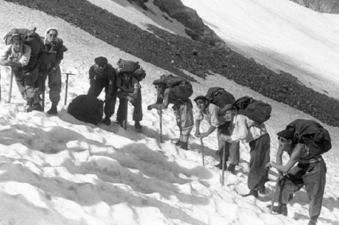 Альпинизм был популярным хобби в Советском Союзе