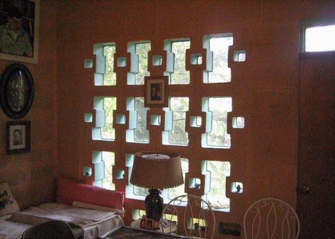 Оригинальное освещение при помощи необычных окон