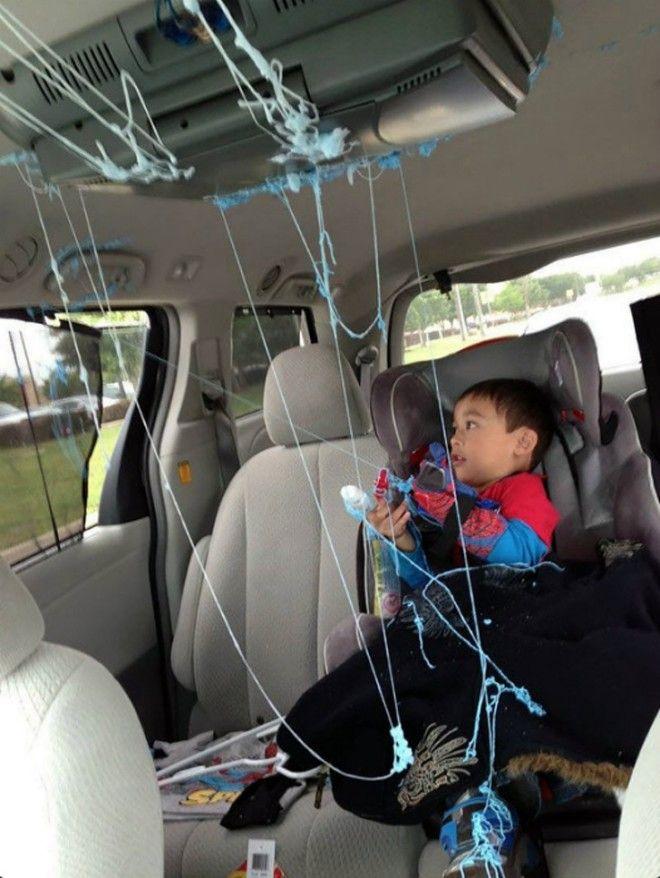20 детей которые решили проверить нервы своих родителей на прочность