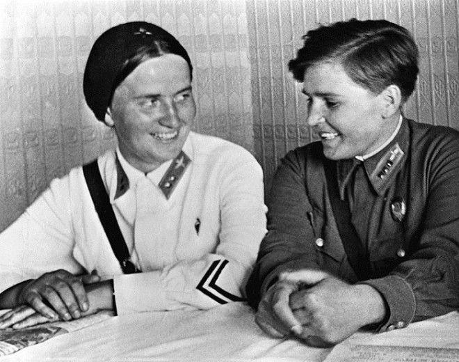 Раскова и Гризодубова