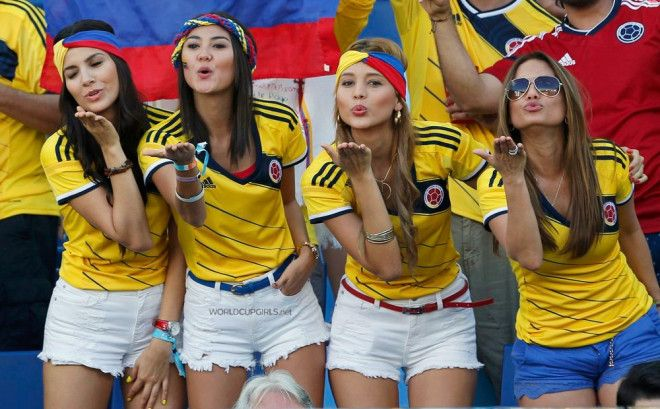 colombian girls world cup