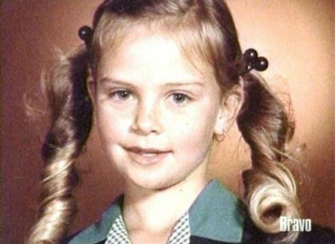 актриса шарлиз терон в детстве