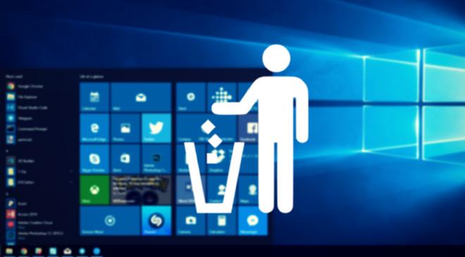 С Windows 10 очистка диска стала проще