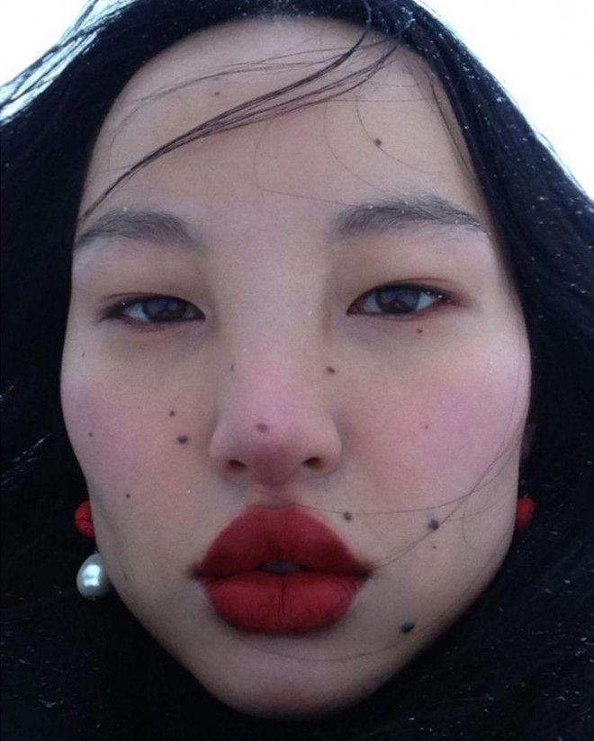 Цуйнайна модель цунайна тибетская модель цунайна похожая на аватар