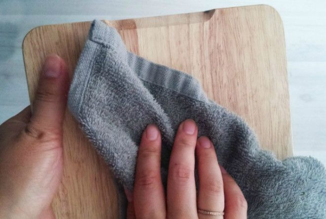 Одно полотенце на все случаи