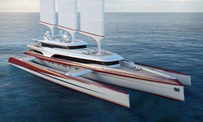 Высокотехнологичное судно