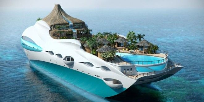 Настоящий рай на воде