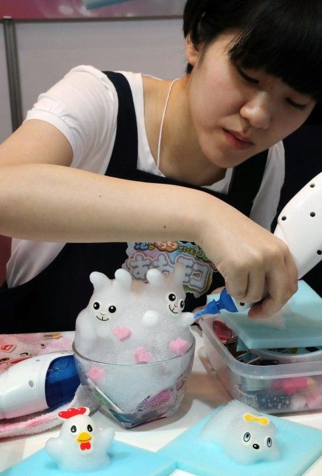 Как выглядят популярные в Японии игрушки