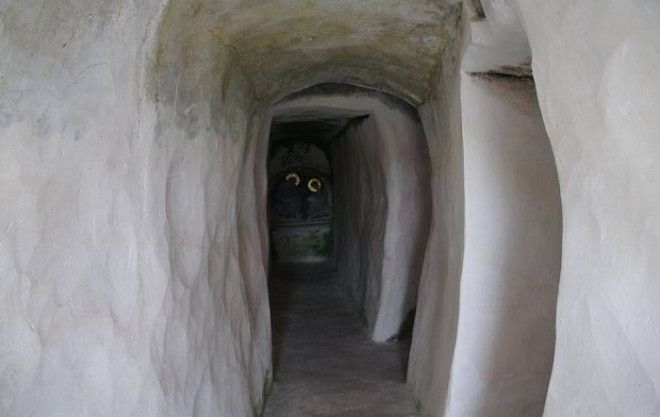 Самая уникальная меловая Пещера покаяния Костомарово Россия