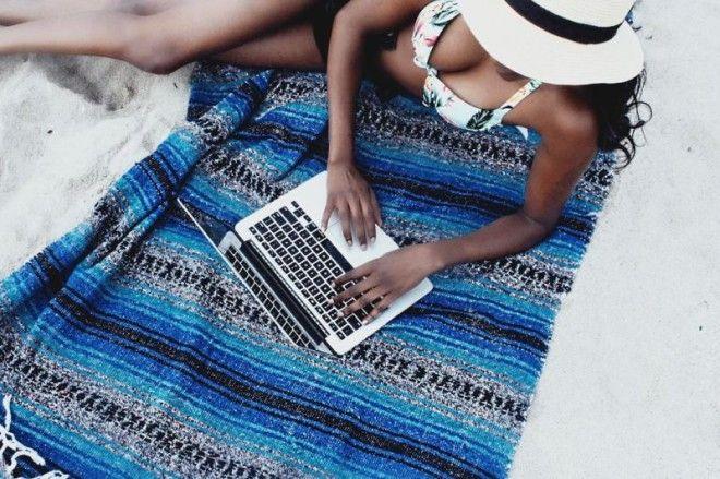 Программисты бывают разные модель Victorias Secret разрушает стереотипы
