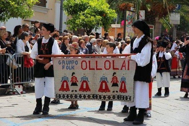 В городе свято чтут многовековые традиции