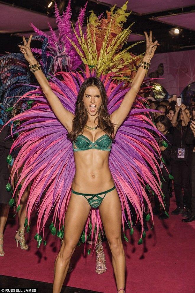 LЗакулисье рая фотограф 20 лет снимал ангелов Victorias Secret