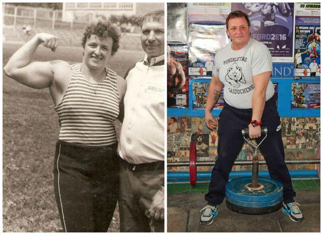 SДо спорта и после невероятные преображения королев качалки