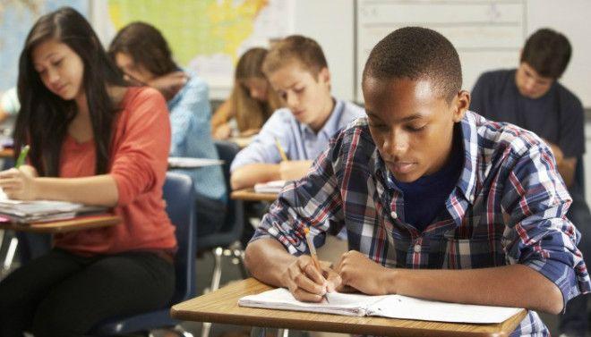 американские школы негр