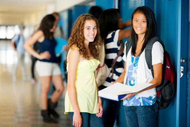 S5 реальных фактов об учебе в американской школе