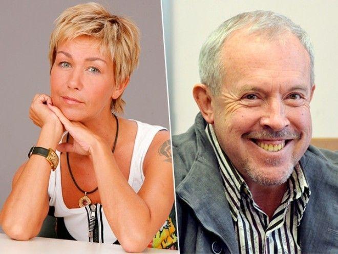 Ксения Стриж и Андрей Макаревич